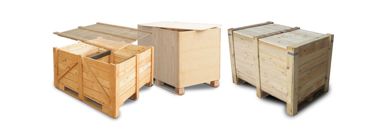 Cajas de madera indpack for Cajas de madera aki